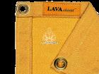 Varilna odeja iz rumenih steklenih vlaken