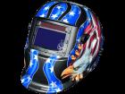 ELMAG Avtomatska varilna maska MultiSafeVario XXL Eagle