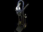 voziček za jeklenko