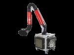 AERSERVICE Prenosna odsesovalna naprava ICAF-F z Armoflex roko