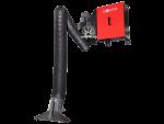 AERSERVICE Stenska odsesovalna naprava ICAPTS z Armotech roko