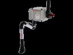AERSERVICE Stenska odsesovalna naprava MFPTF z Armoflex roko