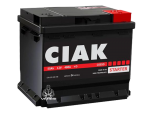 Akumulator CIAK Starter 55Ah, D+