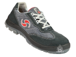 SIXTON Čevlji POSITANO S1P sivi