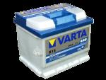 Akumulator Varta Blue Dynamic 12V - 52Ah +D