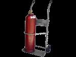 voziček za acetilen in kisik